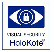 Holokote special security sign for id card protection